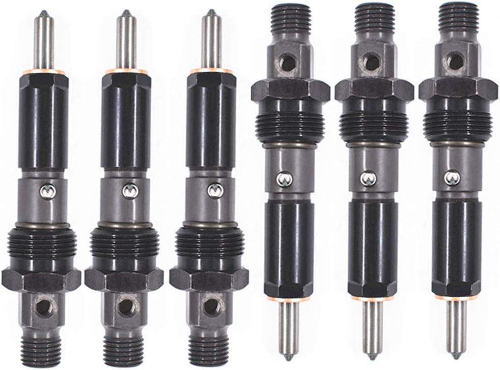 labwork Diesel Fuel Injectors for 94-98 Dodge 5.9L Cummins 40-60 HP M14 145 614