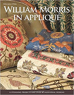 Buy William Morris in Applique Book Online at Low Prices in