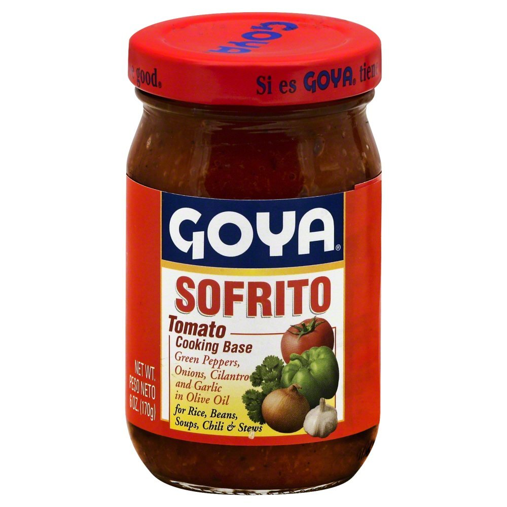 Amazon.com : Goya Sofrito, 6 Ounce - 24 per case. : Tomato And Marinara Sauces : Grocery & Gourmet Food