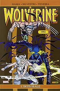 Wolverine, Tome 5 : L'intégrale 1992 par Marc Silvestri
