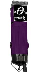 Oster Classic 76 Hair Clipper Professional Pro Salon Purple Color