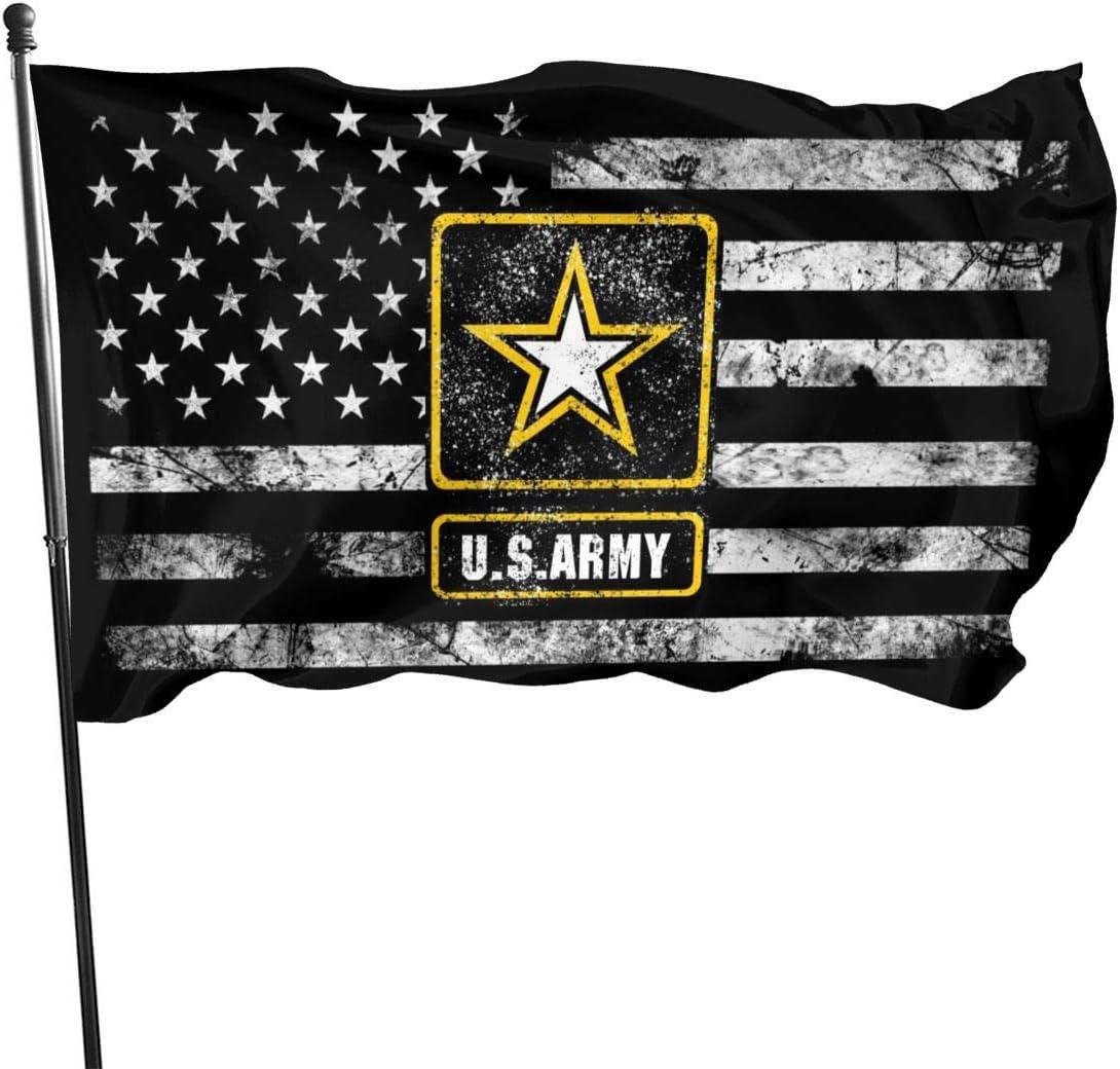 EROOU8W Us Army Logo Outdoor Flag Home Garden Flag Flag Breeze Flag American Flag Decorative Flag 3 by 5 Foot Flag