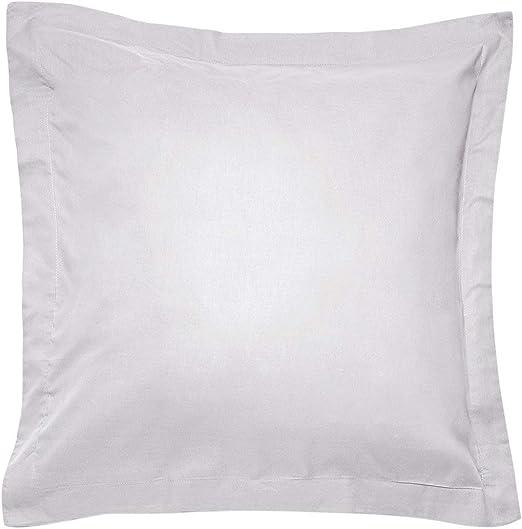 Sancarlos - Combicolor Funda de cojin, 60x60 cm, color blanco ...