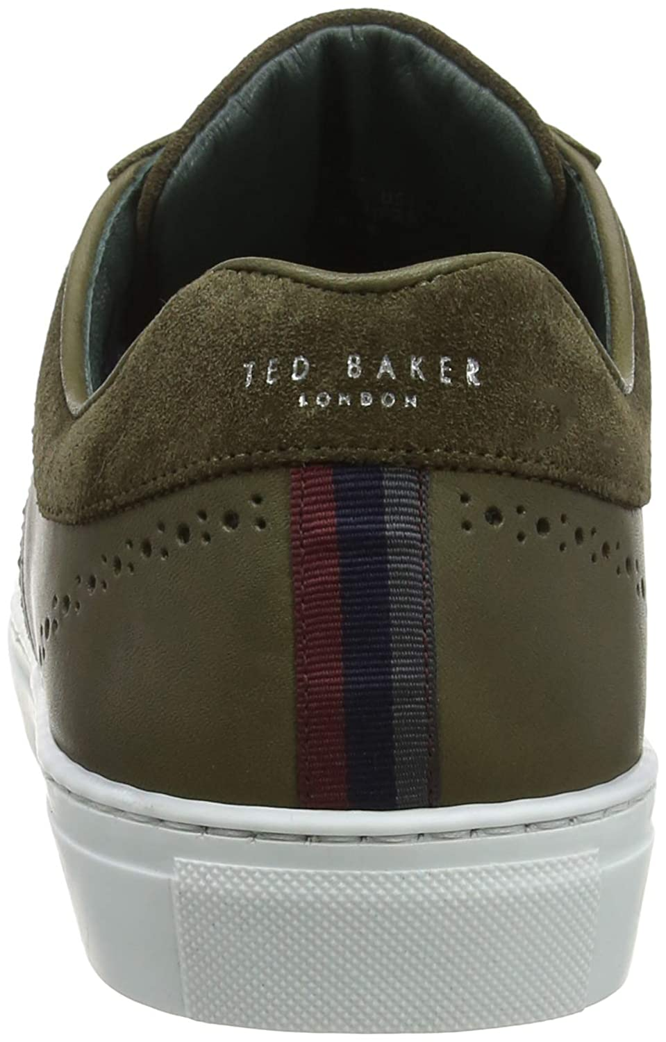 c72a7ab32 TED BAKER MENS BURALL TRAINERS  Amazon.co.uk  Shoes   Bags