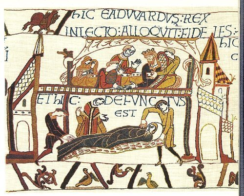 The Bayeux Tapestry: The Norman Conquest 1066