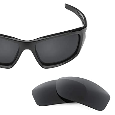 226915c420d sunglasses restorer Lentes Polarizadas de Recambio Black Iridium para Oakley  Valve  Amazon.es  Ropa y accesorios