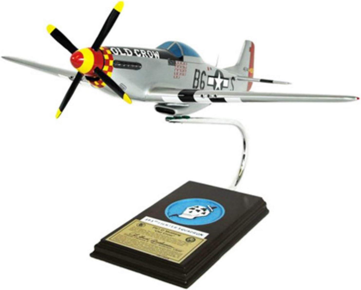 P - 51ムスタングMustang Old Crow署名シリーズ