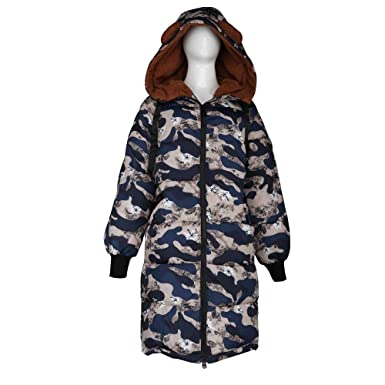 SOMESUN Coats Women Warm Female Thickening Warm Parka Hood Over Coat ... 635badbcebe