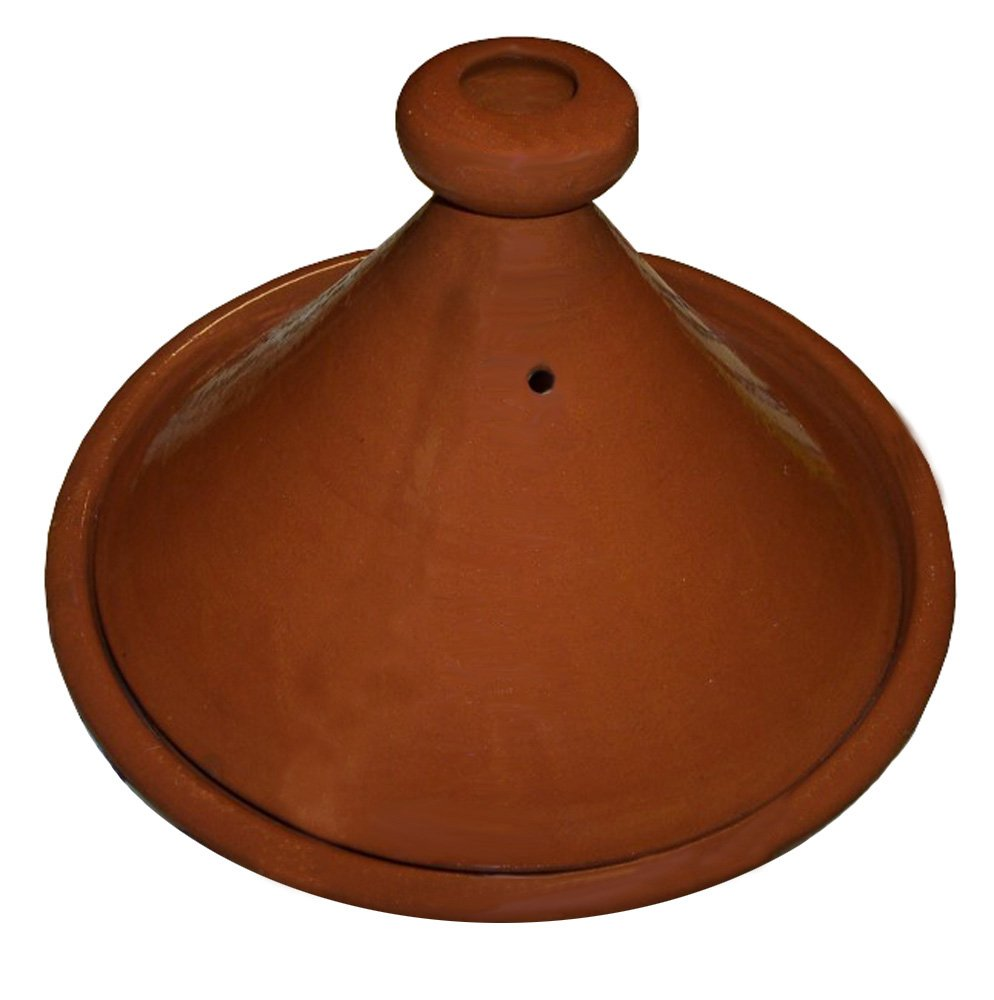 Moroccan Cooking Tagine Pot Large by Cooking Tagines