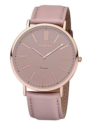 Oozoo Women s Analogue Quartz Watch with Leather Bracelet - C7342   Amazon.co.uk  Watches 7e564d4a7c8