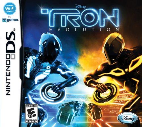 TRON: Evolution - Nintendo