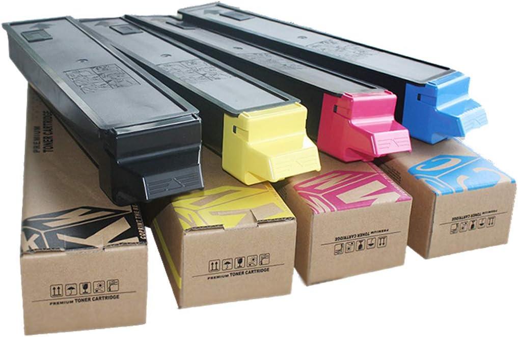 Compatible with KYOCERA TK-8318 Toner Cartridge for KYOCERA TASKALFAC 2550CI Digital Copier Cartridge TK-8318BK TK8318-C TK-8318Y TK8318-M Original Code-Yellow