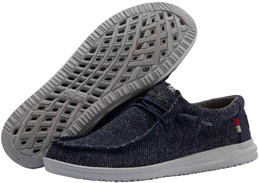 Hey Dude Mens Wally Free Loafer