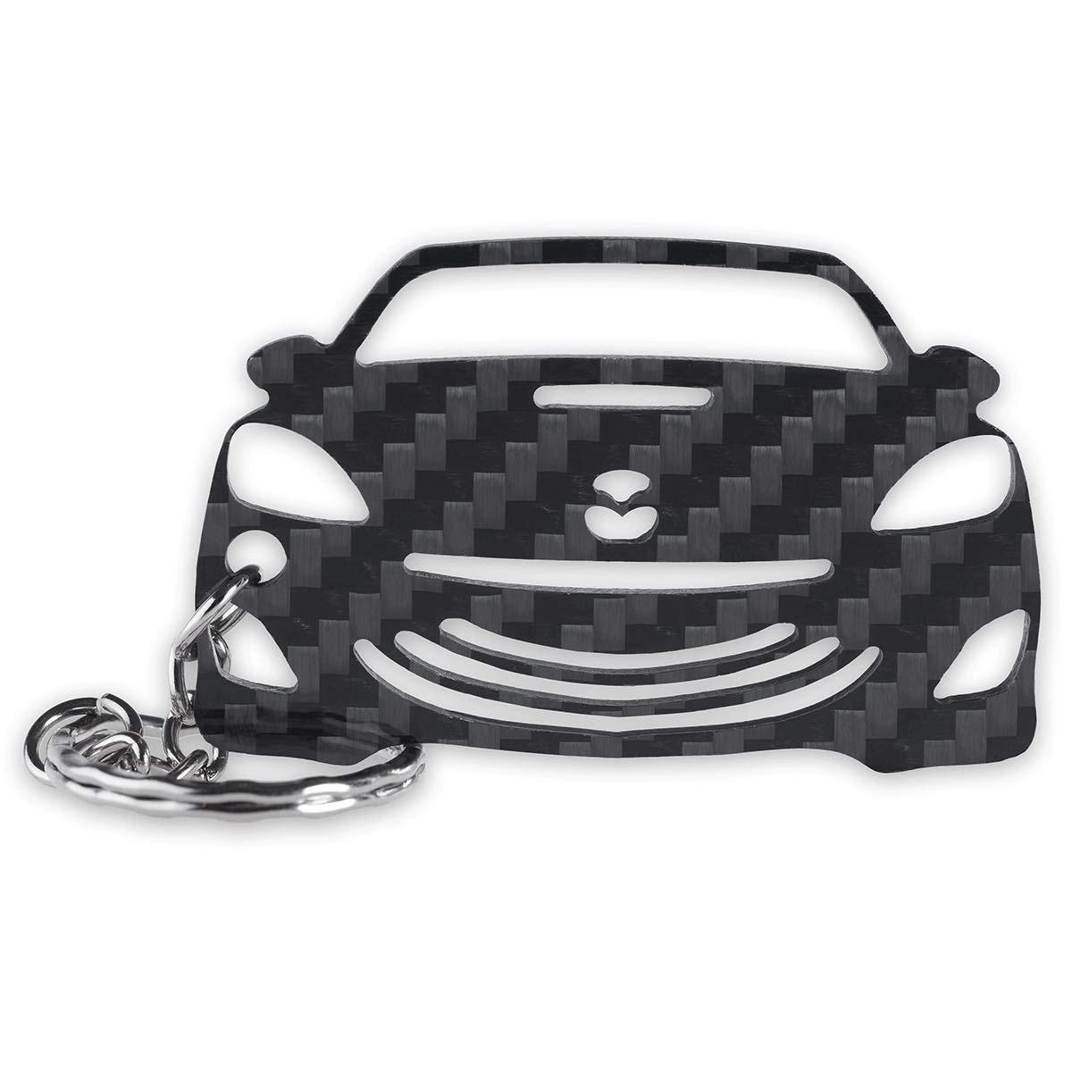 Mazda 3 MPS | Carbon Tuning llavero | accesorios - Llave ...