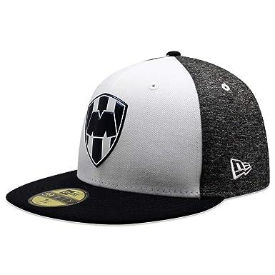 New Era 59Fifty Hat Rayados De Monterrey Liga MX Official Fitted Cap (6 7/