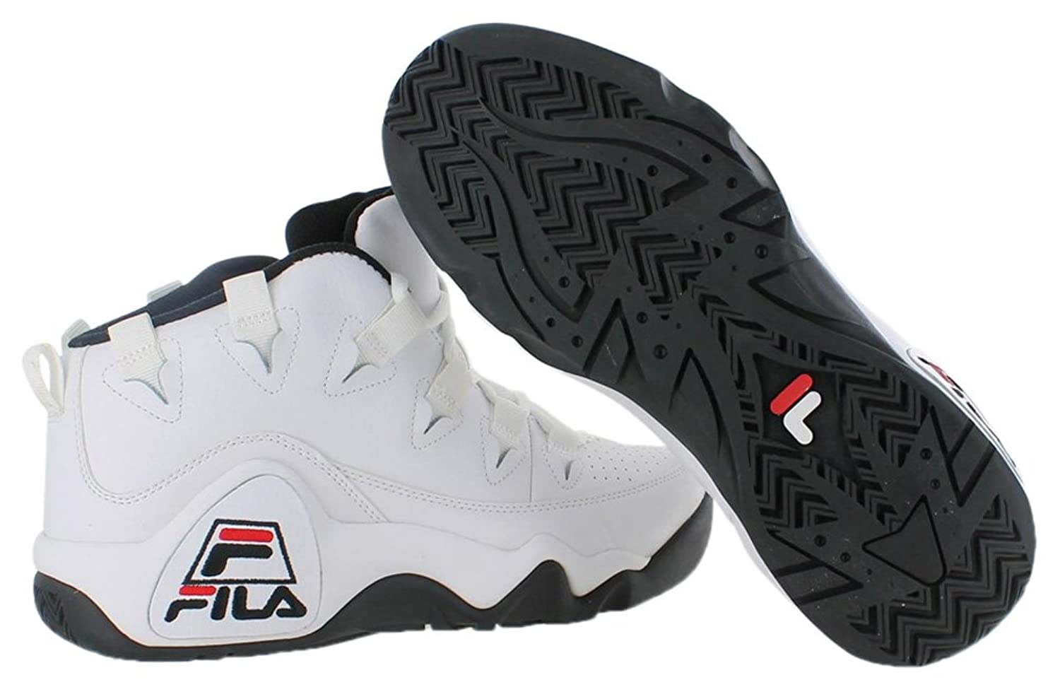 fila 95. fila the 95 sneaker white 10.5: buy online at low prices in india - amazon.in