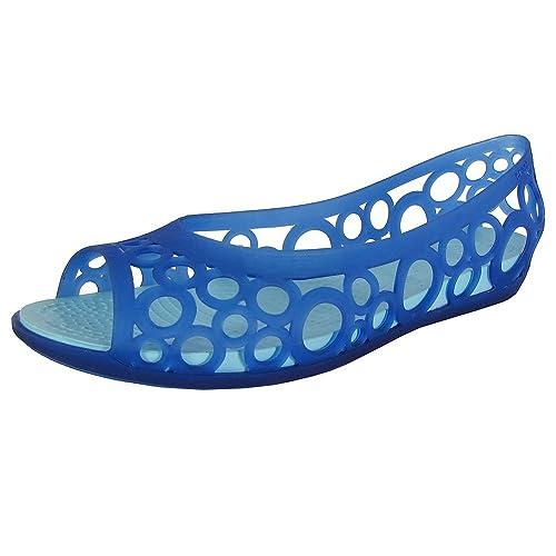 16e271b2d9fa crocs Adrina Flat Women Women Bellerina  Apparel  11238-4CT-W9 ...