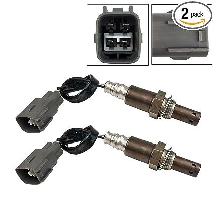 Amazon com: 2Pcs Oxygen Sensor Upstream O2 Sensor 234-9051
