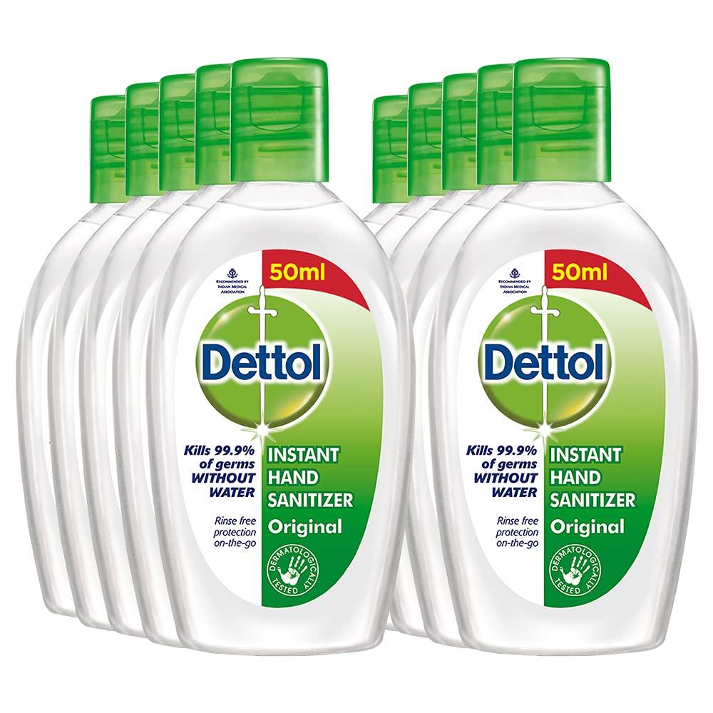 Dettol-Original-Germ-Protection-Alcohol based-Hand-Sanitizer
