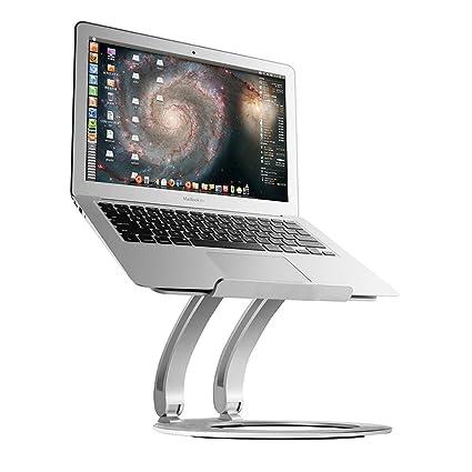 FENGT Soporte para Computadora PortáTil Refrigerador PortáTil para Computadora ColocacióN De Una Mesa De Computadora De