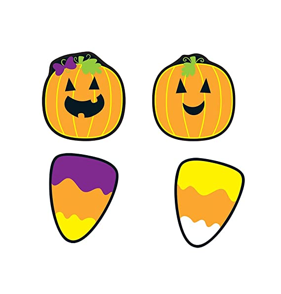 Amazon.com : Halloween Cut-Outs : Office Products