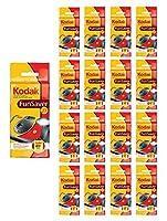 20x Kodak Disposable Camera FunSaver Flash 35mm Film One Time Use