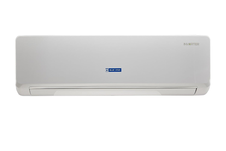 Blue Star 15 Ton 3 Inverter Split Ac Copper Bi 3cnhw18nafu Gold Air Conditioner Wiring Diagram White Home Kitchen