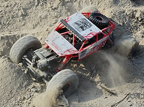 Best Rc Truck 4x4 : Top race remote control rock crawler rc monster truck wd