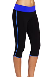 5a060c69265d1 4How Black Running Leggings Womens Workout Tights Multipack Size 10 ...