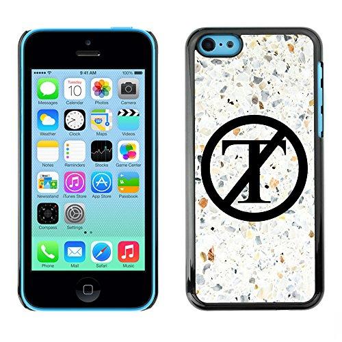 Print Motif Coque de protection Case Cover // Q04130535 PAS de trottoir // Apple iPhone 5C