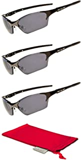 SPY Optic Hunt | Square Sunglasses at Amazon Mens Clothing ...