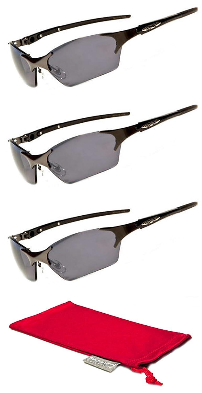 Xloop Rimless Gafas De Sol Mirror Triathlon Running Cycling Sunglasses