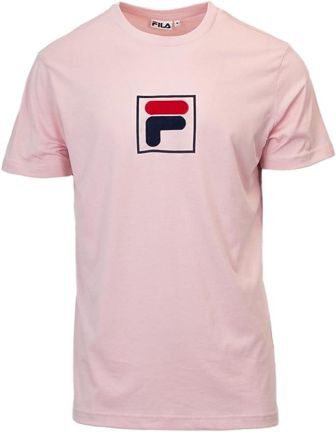Fila Camiseta Evan Rosa Talla: XL (X-Large): Amazon.es: Ropa y accesorios