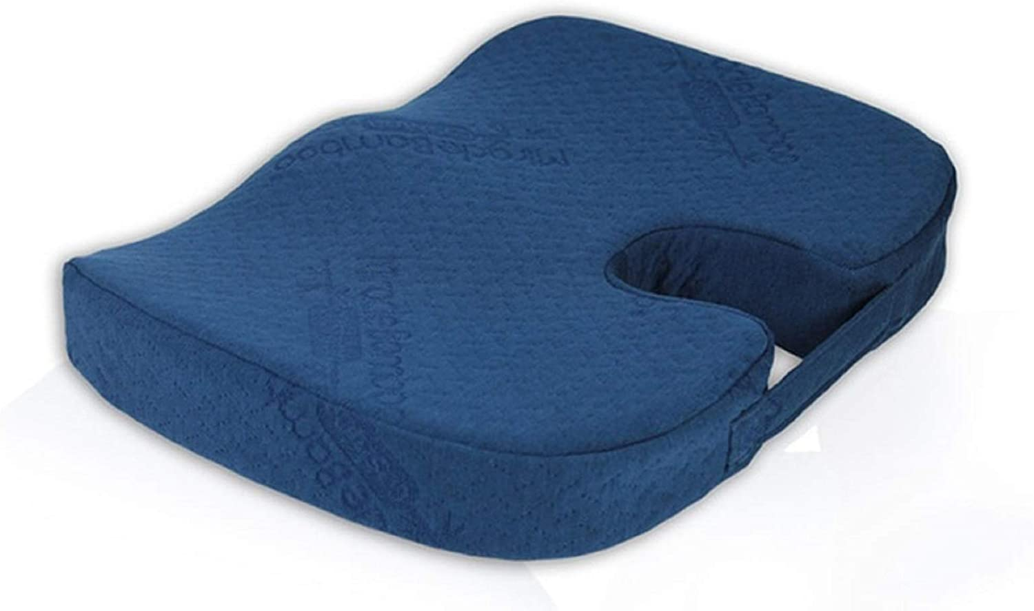 As Seen On TV Miracle Bamboo Cushion Comes in Packing Gray, 2