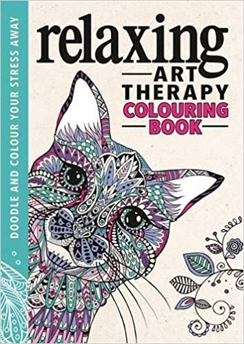 Buy Relaxing Art Therapy Colouring Books Book Online At Low Prices In India