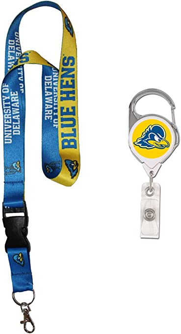 WinCraft Brooklyn Nets Premium Lanyard Keychain 1 inch Wide with Detachable end