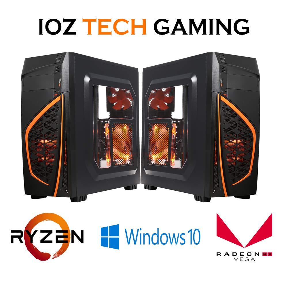 Ryzen 5 15 Core PC SDD VR Ready 3 9 GHz PUBG Budget Gaming Computer