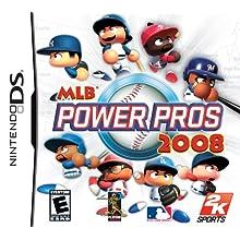 MLB Power Pros 2008 - Nintendo DS