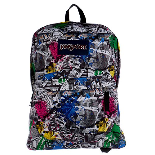 JanSport Superbreak Backpack (One Size, Cash Money)