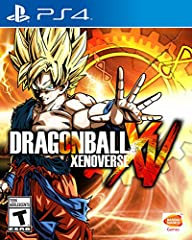 Fierce battles of Goku and others will be reborn! For the first time ever, the Dragon Ball universe will be depicted onto the new generation systems and will fully benefit from the most powerful consoles ever created. DRAGON BALL XENOVERSE wi...