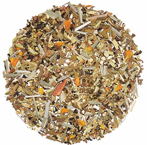 The Indian Chai - Ayurvedic Detox Tea - Herbal Tea - Cleansing Tea (100g/3.53oz) (Non Food Hampers)