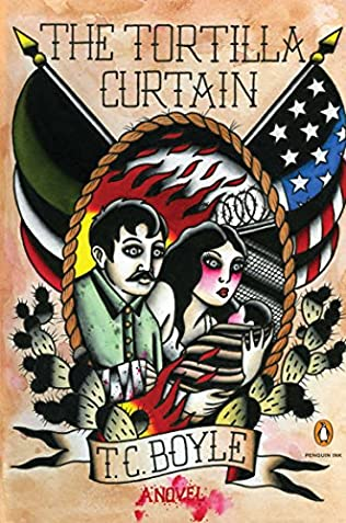 book cover of The Tortilla Curtain