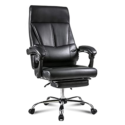 Ordinaire Merax High Back PU Leather Executive Chair Modern Style Office Chair  Ergonomic Computer Chair With