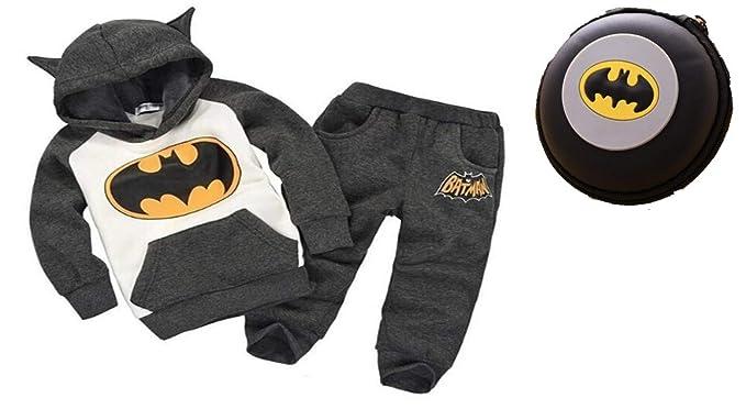 Amazon.com: Tresbon Products Batman - Cartera de 2 piezas ...