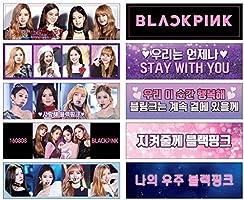 BLACKPINK IDOLPARK K-POP IDOL 2020 New Slogan Set