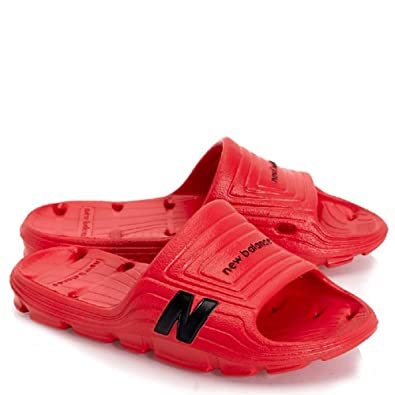 a3db92adef1b6 Image Unavailable. Image not available for. Color: New Balance Float Slide  Boys Sport Lightweight Slip on Sandals ...