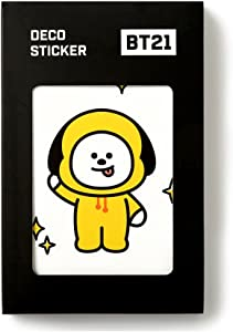 Official BT21 Deco Sticker 32 Sheets, BTS X Monopoly Authentic (CHIMMY)
