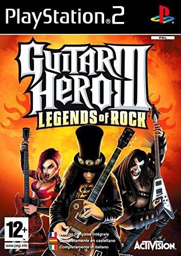 Guitar Hero 3 [Importación italiana]: Amazon.es: Videojuegos