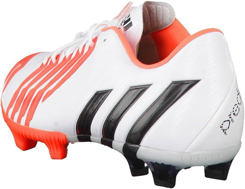 adidas Predator Instinct FG Herren Fußballschuhe Ftwr White Core Black Solar Red