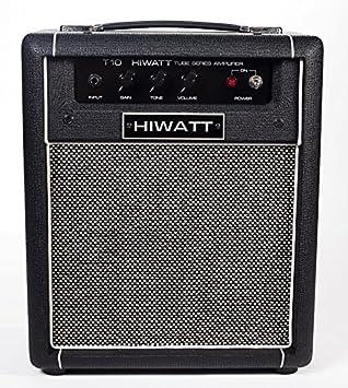 Hiwatt T-10 COMBO Negro Amplificador Combo
